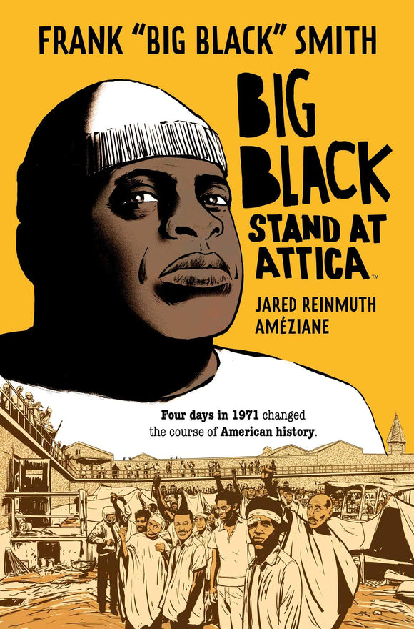 Big Black: Stand at Attica | Frank