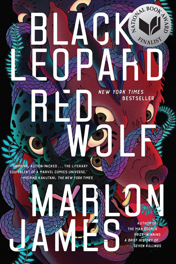 Black Leopard, Red Wolf | Marlon James