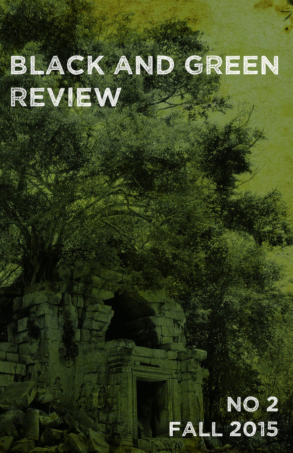 Black and Green Review No. 2 | Kevin Tucker, ed.