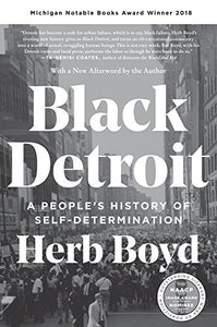 Black Detroit | Herb Boyd