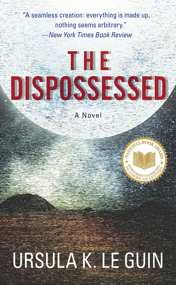 The Dispossessed | Ursula K. Le Guin