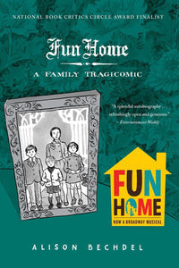 Fun Home | Alison Bechdel
