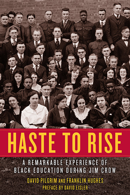 Haste to Rise | David Pilgrim & Franklin Hughes