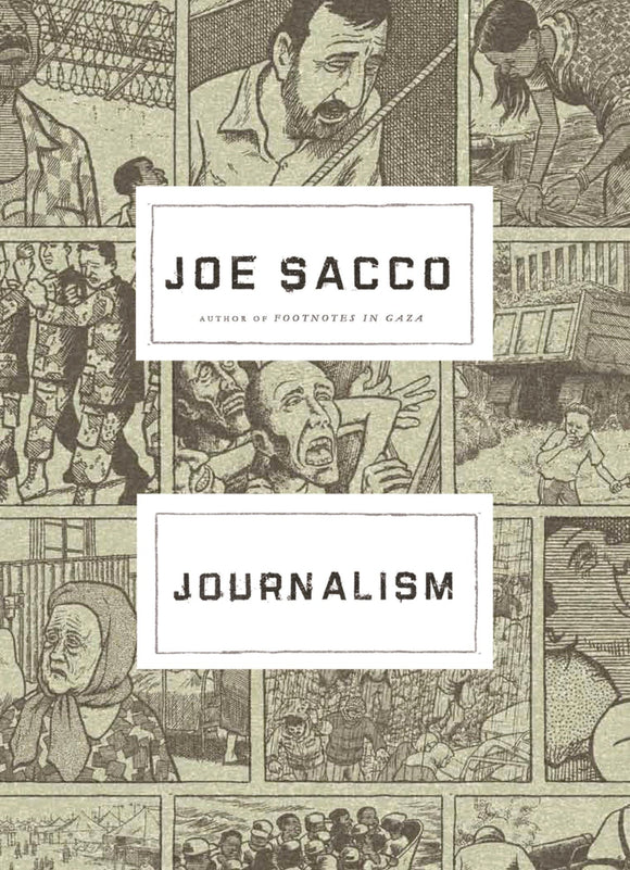 Journalism | Joe Sacco