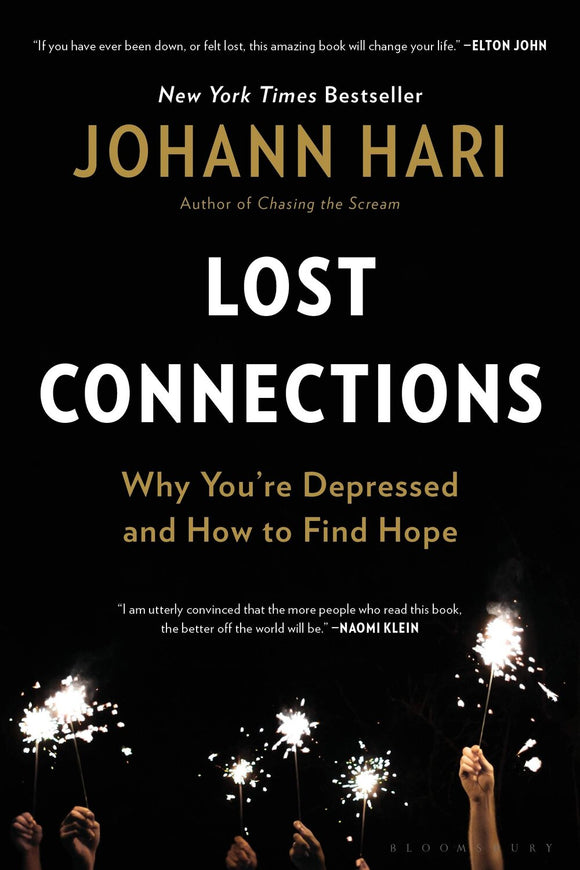 Lost Connections | Johann Hari