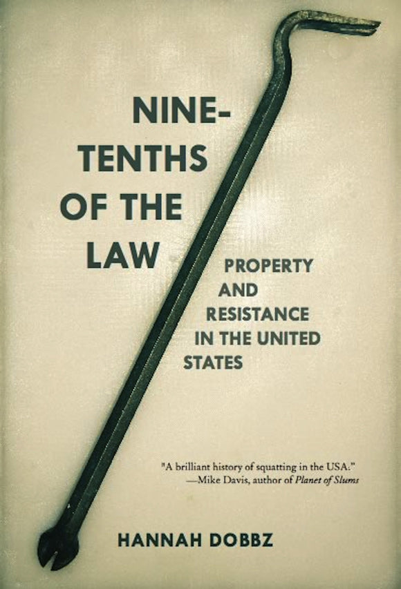 Nine-Tenths of the Law | Hannah Dobbz
