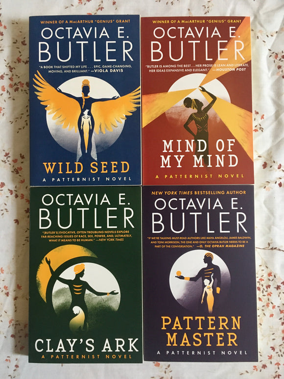 Seed to Harvest: The Patternist Series | Octavia E. Butler