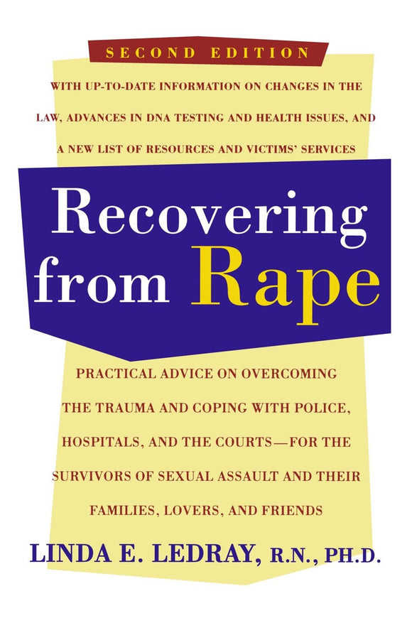 Recovering from Rape | Linda E. Ledray