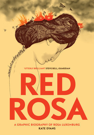 Red Rosa | Kate Evans