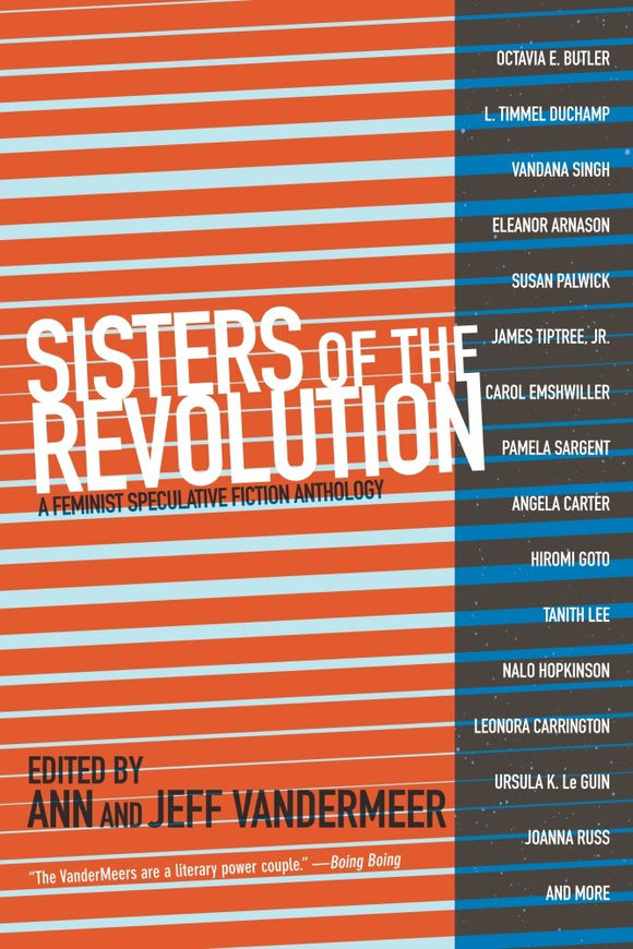 Sisters of the Revolution | Ann & Jeff VanderMeer, eds.