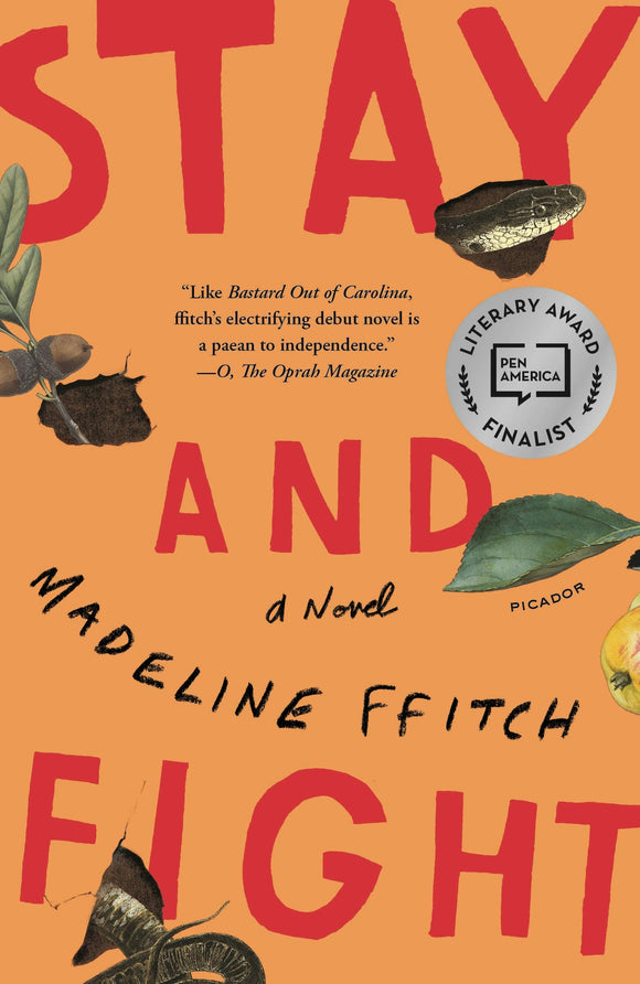 Stay and Fight | Madeline ffitch
