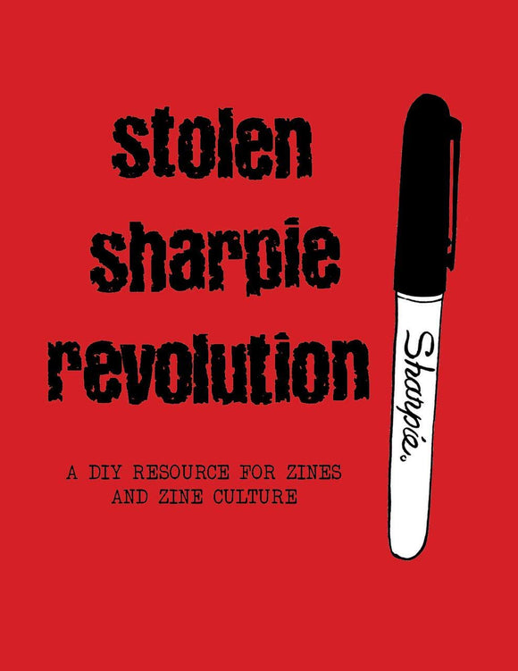Stolen Sharpie Revolution | Alex Wrekk