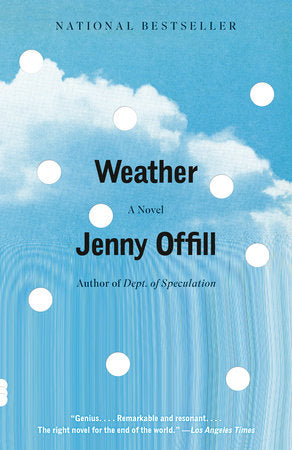 Weather | Jenny Offill