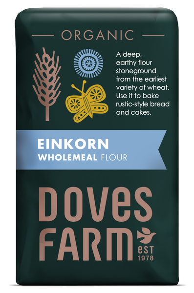 Doves Farm - Einkorn Wholemeal Flour 1kg