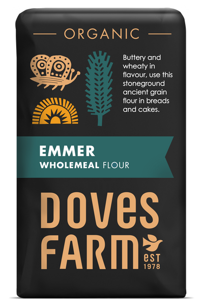 Doves Farm - Emmer Flour Wholemeal Stoneground Organic