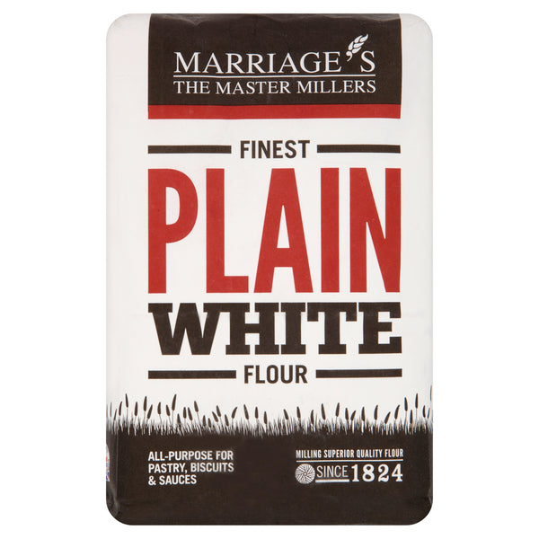 Marriages Finest Plain White Flour 1.5kg