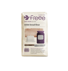 Doves Farm - Gluten Free White Bread Flour 1kg - Flour 2 Door