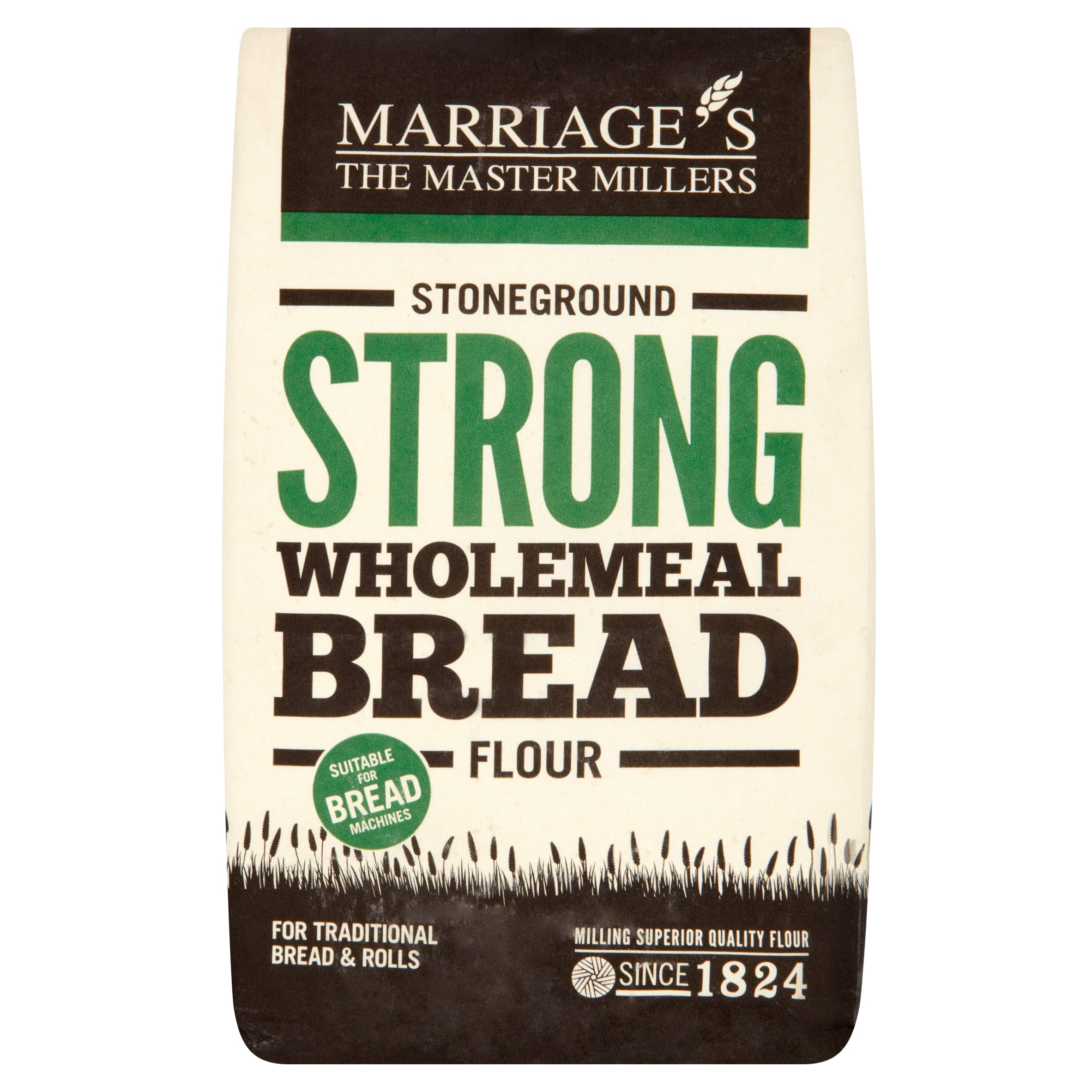 Marriages Strong Stoneground Wholemeal Flour 1.5 kg - Flour 2 Door