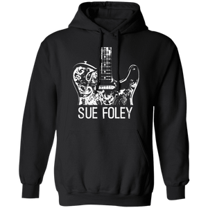 Tele Stamp Youth Hoodie - Black