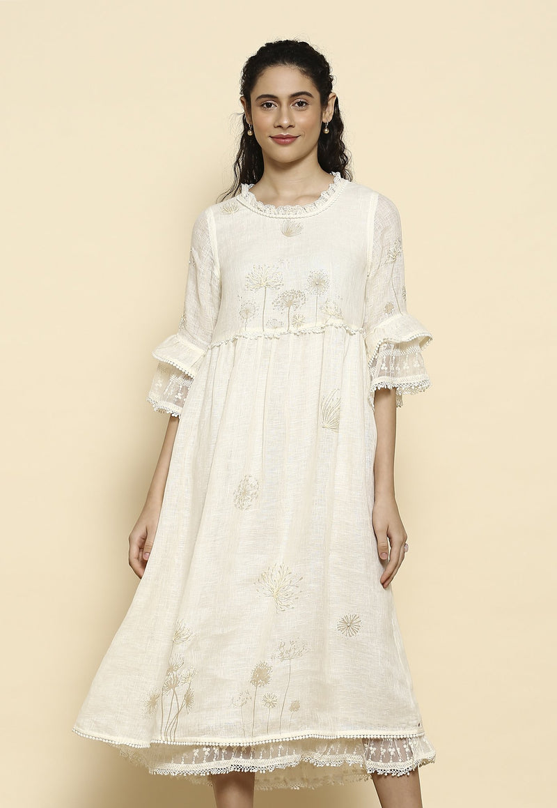 Kaveri - Dandelion dreams amanda dress