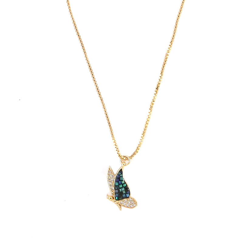 The Jewel Factor By Priti Mandhana - Dove Necklace