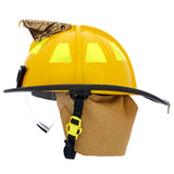 CAIRNS 1010 TRADITIONAL COMPOSITE FIRE HELMET