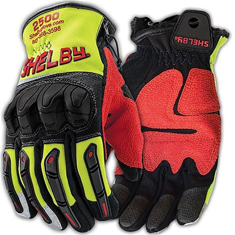 SHELBY XTRICATION® RESCUE GLOVE - 2500