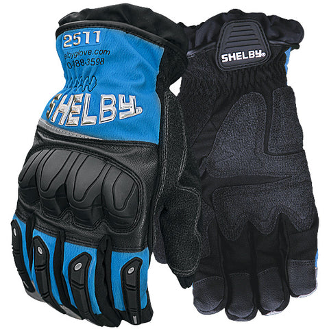 SHELBY XTRICATION® RESCUE GLOVE W/ BARRIER - 2511