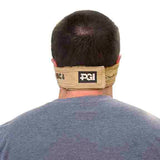PGI BarriAire™ Gold Face Mask with Wrap Around Strap