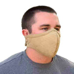 PGI BarriAire™Gold Face Mask with Wrap Around Strap