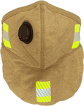 PGI BARRIAIRE™ GOLD PARTICULATE MASK WITH NECK GAITER
