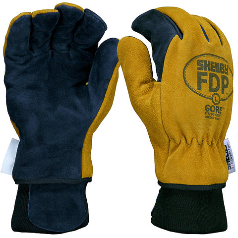 SHELBY STRUCTURAL FIRE FIGHTING GLOVES - 5225