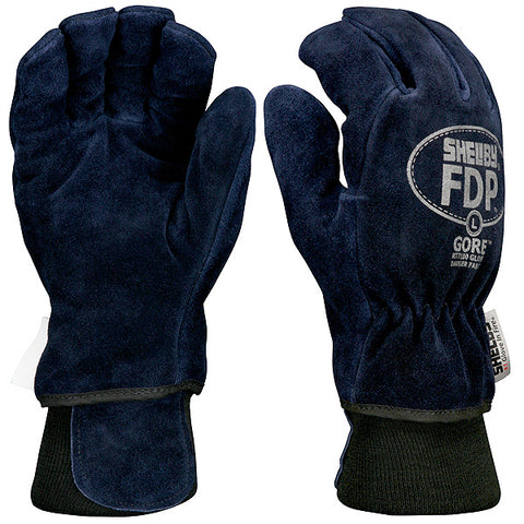 SHELBY STRUCTURAL FIRE FIGHTING GLOVES - 5227
