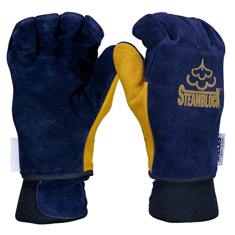 SHELBY STEAMBLOCKER / STRUCTURAL FIRE FIGHTING GLOVES STYLE NO. 5229