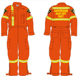 AGO Emergency Response Team ERT Suit - Brush Fire Package