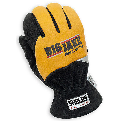 SHELBY BIG JAKE STRUCTURAL FIRE FIGHTING GLOVES - 5283