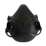 Comfort Air Half Mask Respirator with P100 Filtered Exhalation - Black