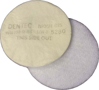 COMFORT AIR N95 FILTER REPLACEMENTS (BOX OF 16)