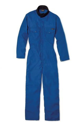 BULWARK CP MEN'S LIGHTWEIGHT FR/CP INDUSTRIAL COVERAL
