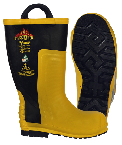 "VIKING FIREFIGHTER® 16"" CHAINSAW BOOTS"