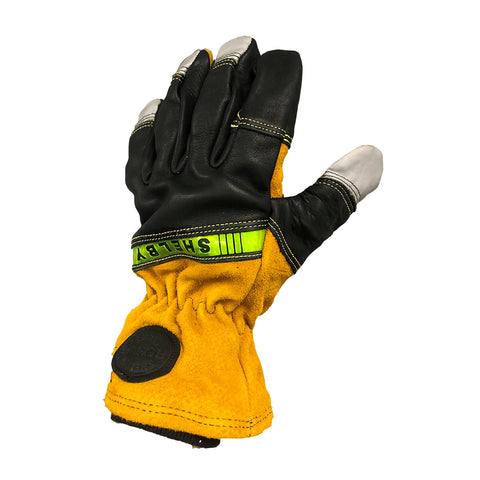 X - SHELBY FLEX-TUFF STRUCTURAL FIRE FIGHTING GLOVES - 5291