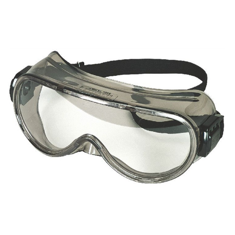 MSA Safety Goggles - Clearvue 200 (10-pack)
