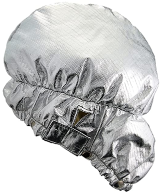 MSA 10041993 Polybenzimidazole Bonnet for Use with Cairns Modern Helmets