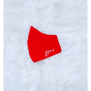 Klassi Face Mask - Red