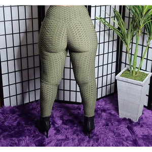 Enhance the Curve Leggings - Olive
