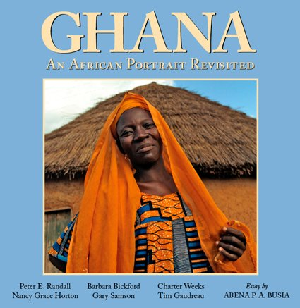 Ghana: An African Portrait Revisited Hardcover