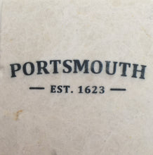 Load image into Gallery viewer, Portsmouth est. 1623 coaster