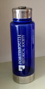 Portsmouth Historical Society Water Bottle