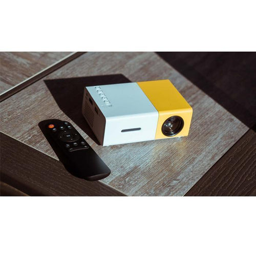 SUNFLOWER PROJECTOR™ - ORIGINAL HD PORTABLE POCKET PROJECTOR