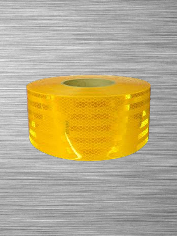 Yellow Conspicuity Tape